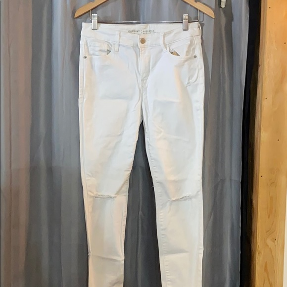 Old Navy Denim - White jeans